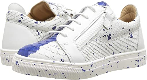 Bianco/Blue