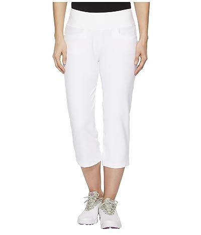 PUMA Golf PWRSHAPE Capris (Bright White) Women