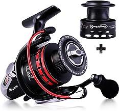 Sougayilang Fishing Reels Powerful 13+1BB Spinning Reels Ultra Smooth Reel for Saltwater or Freshwater