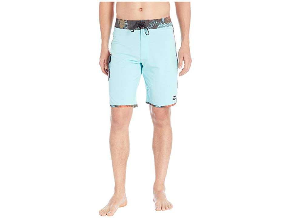 Billabong 73 X Boardshorts (Mint Heather) Men