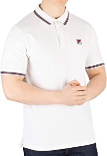 89114a8eeeb Amazon.co.uk: Fila - Polos / Tops, T-Shirts & Shirts: Clothing