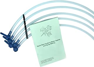 Maple Syrup Sap Tapping Kit (5 Pack) - 5/16