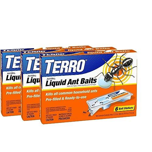 483a15665 TERRO PreFilled Liquid Ant Killer II Baits