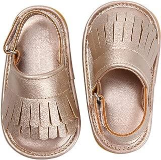 Baby Sandal Tassels Summer Toddler Slipper Shoes 0 6 12 18 Months