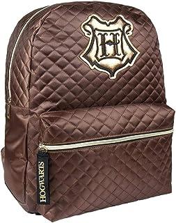 2100002766 Mochila Casual Moda Harry Potter, 40 cm, Marrón