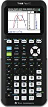 $142 Get Texas Instruments TI-84 PLUS CE Graphing Calculator,  Black (Frustration-Free Packaging) (84PLCE/PWB/2L1/A) (Renewed)