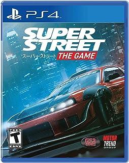Car Game Ps4