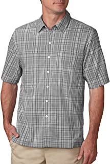 Docksider Casual Shirt - Mens Shirts for Travel, Hiking and Camping