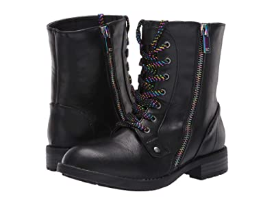 Kenneth Cole Reaction Kids Autumn Low (Little Kid/Big Kid) (Black) Girls Shoes