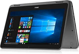 """2018 Flagship Dell Inspiron 11.6"""" Business 2 in 1 HD Touchscreen Laptop/Tablet - AMD Dual-Core A9-9420e 8GB DDR4 128GB SSD..."""