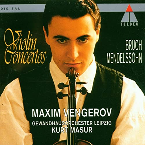 Bruch : Violin Concerto No.1 In G Minor Op.26 : I Allegro Moderato