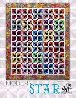 Cindi McCracken Designs CMD122 现代星图案