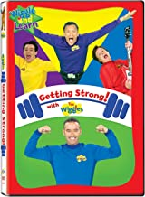 wiggles getting strong dvd