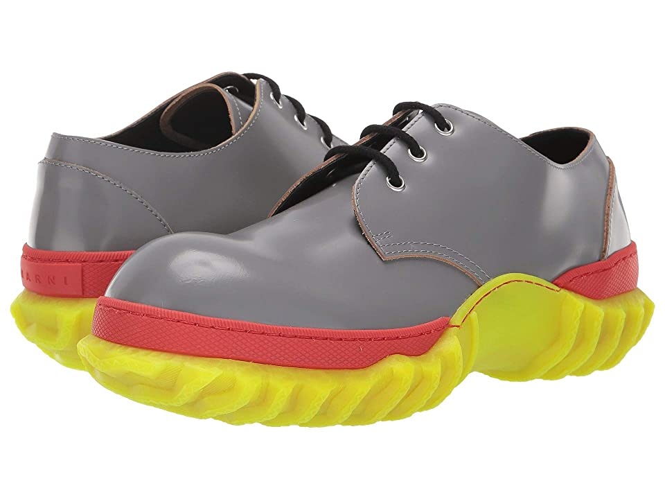 MARNI Double Sole Oxford (Grey) Men