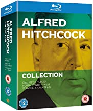 Alfred Hitchcock Collection: Dial M For Murder / North By Northwest / Strangers On A Train