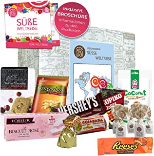 Special Sweets Box Sweet World Tour | Candy mix with different sweets from all over the world | Sweet Christmas sweets fro...