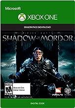 Middle Earth: Shadow of Mordor Season Pass - Xbox One Digital Code