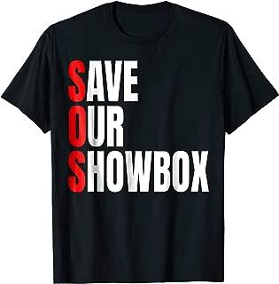 save the showbox shirt