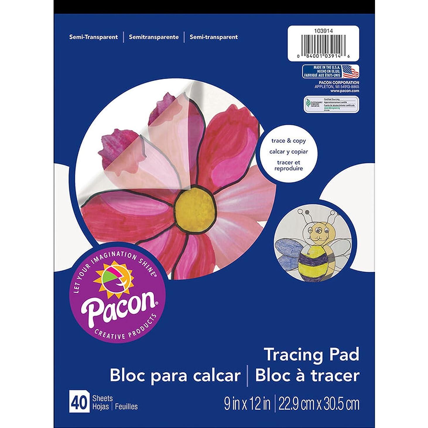 Pacon PAC103914 Tracing Pad, 9