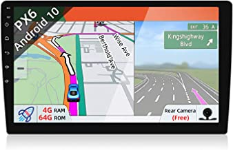 WIFIGDS 7 Inches Touch Screen GPS Navigation for Car Vehicle 8GB ROM 256MB RAM 800x480 Pixels Resolution Sat Nav Navigator System with 40 Languages Voice Broadcast