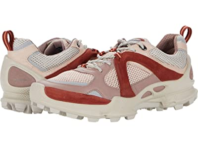 ECCO Sport BIOM C Trail Runner (Multicolor Cayenne Calf Suede/Yak Leather/Textile) Women
