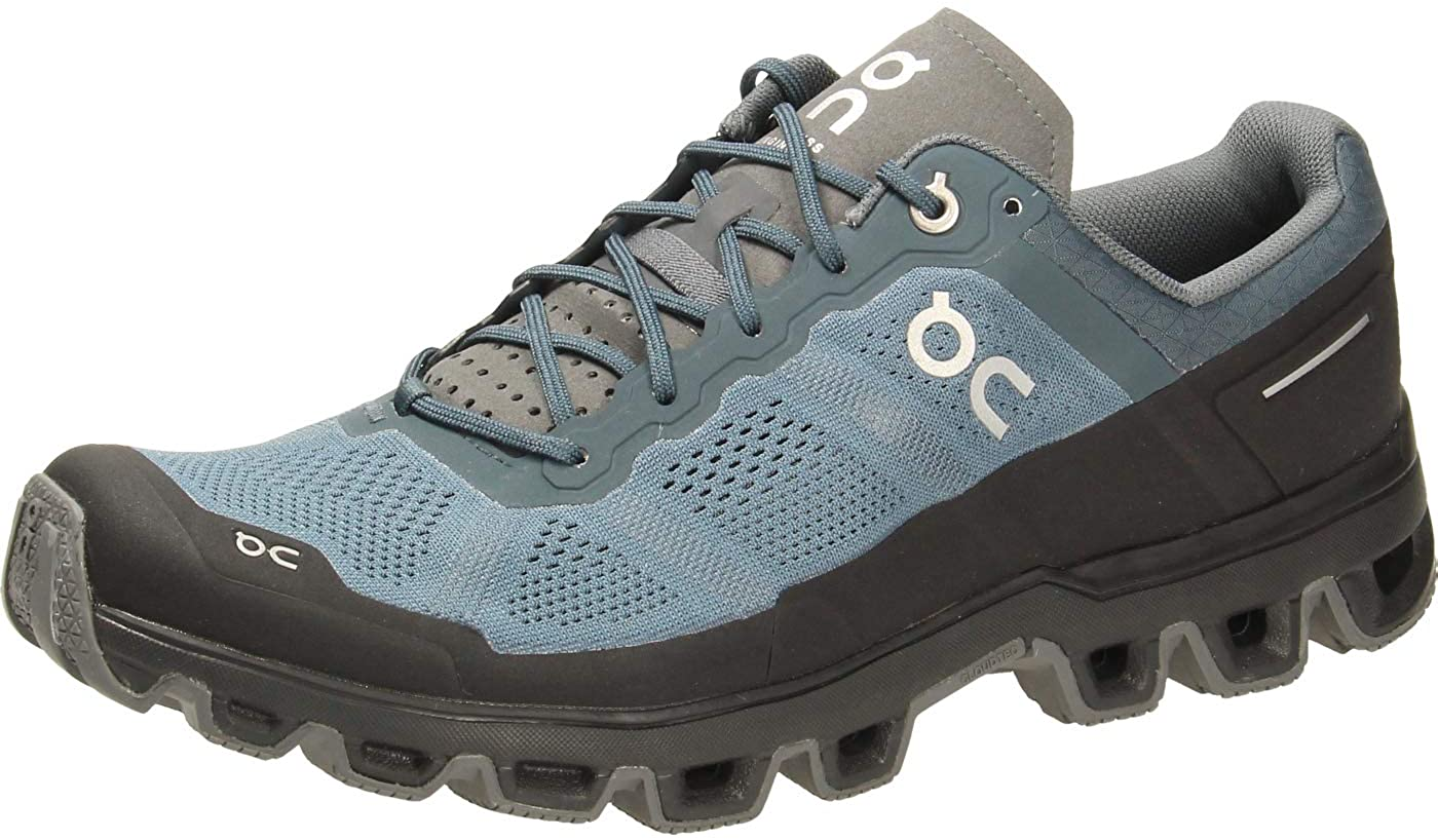 ON-Running Mens Courier shipping free Cloudventure Shoe Limited time sale Running