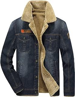Best sherpa collar denim jacket Reviews