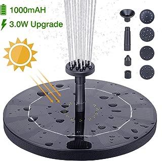 solar spray pump
