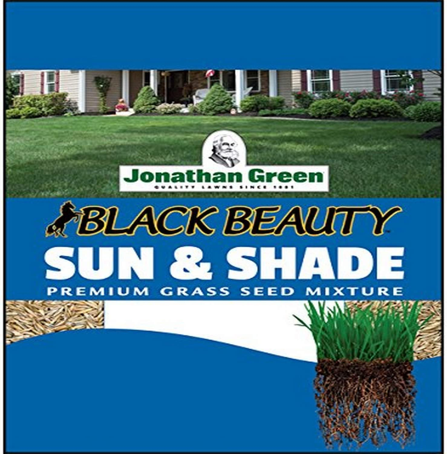 Weekly update Jonathan Green 12002 service Sun and Shade Grass Seed Pounds Mix 3