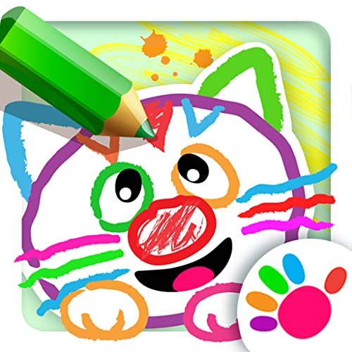 Aprender a Desenhar! Livro de Colorir Bebe Jogos Educativos Para Meninas e Meninos GRATIS! Bebês Livros Aprenda Cores! Desenhos Infantis: o Jogo Pintura, Crianças Educação Infantil, Criança Pré escola Aprendizagem! Bebes Educativo dos 2 3 4 5 6 Anos!