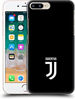 Official Juventus Football Club Plain Lifestyle 2 Hard Back Case Compatible for iPhone 7 Plus/iPhone 8 Plus
