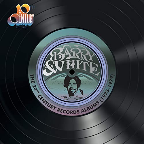 The 20th Century Records Albums 1973 1979 By Barry White On