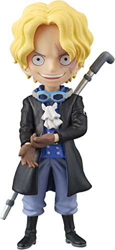 One Piece 3  World Collectible Mini Figure  Sabo