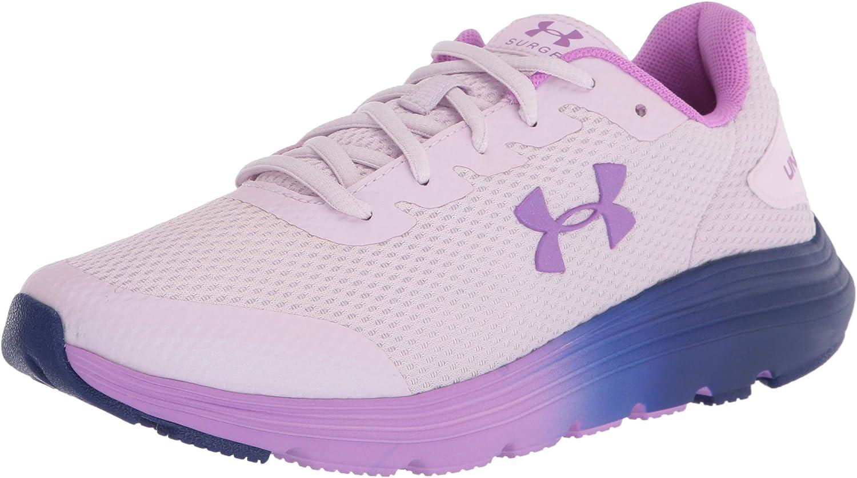 Under Armour Unisex-Child Grade School Surge 2 Frosty Sneaker