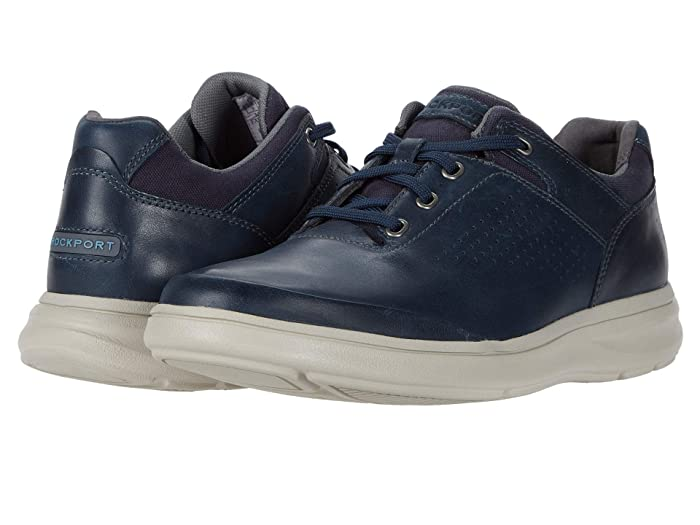 Rockport  Zaden Ubal Oxford (New Dress Blues) Mens Shoes