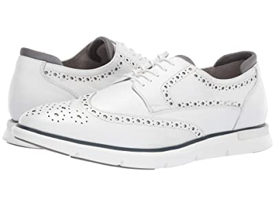 Kenneth Cole New York Dover Lace-Up (White) Men