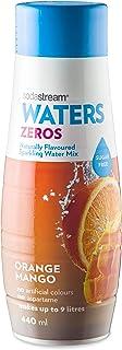 SodaStream Zeros Orange Mango Drink Mix, 440 ml