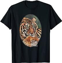 Handsome Hoover Tiger T-Shirt