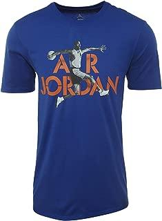 NIKE Mens M JSW TEE AIR Jordan Stencil AA1881