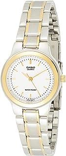 Casio for Women Analog LTP-1131G-7ARDF Stainless Steel Watch