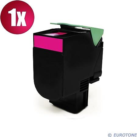 Toner Kompatibel Mit Lexmark Cs310dn Cs310 Series Cs410dn Cs410 Series 70c0h30 Magenta 3 000 Seiten Bürobedarf Schreibwaren