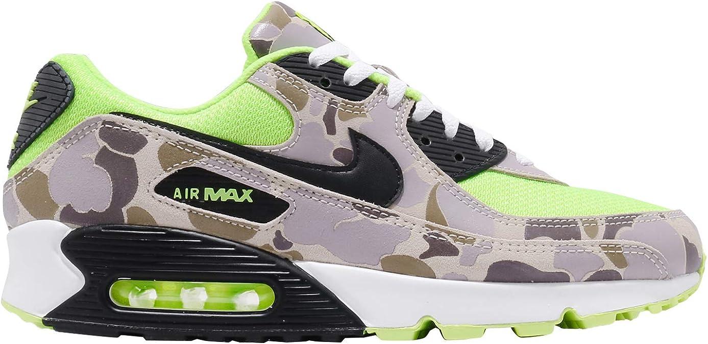 Nike Air Max 90 Green Camo 2020 CW4039-300 US Size