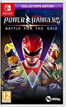 Nintendo Switch Power Rangers: Battle for the Grid [Collector's Edition]