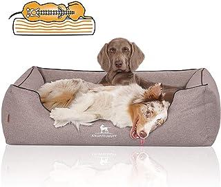 Knuffelwuff Orthopädisches Hundebett Ortho Hundekörbchen Hundesofa Wippo