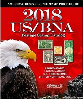 2018 US/BNA Postage Stamp Catalog