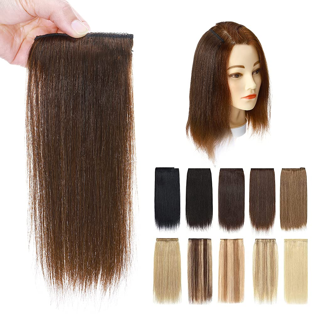 2PCS Mail order cheap Invisible Industry No. 1 Clip in Mini Extensions Hair Seamless Human