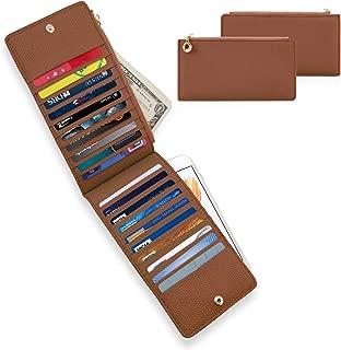 belle leather wallets