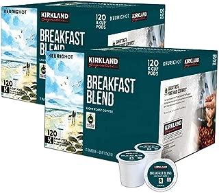 costco kirkland breakfast blend k cups