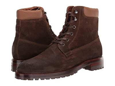 Gordon Rush Vigil (Espresso Suede) Men