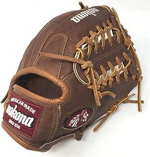 Nokona Walnut WB-1150M Baseball Glove 11.5 Modified Trap
